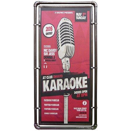 Quadro Karaoke