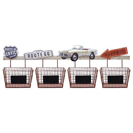 Porta Objetos Cesta Route