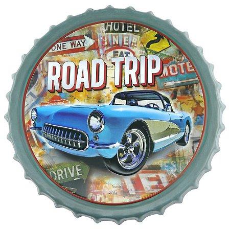 Tampa Decorativa Road Trip