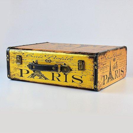 Maleta Vintage Paris Grande