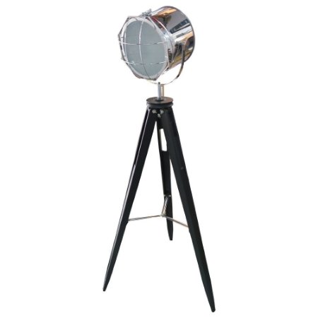 Luminária Spot Prata Gran.