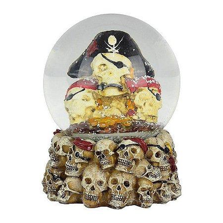 Globo Tesouro Pirata