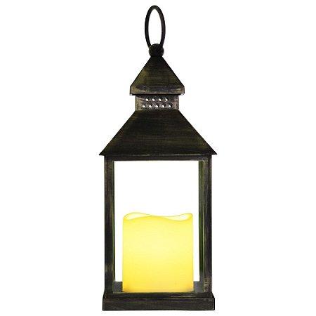 Lanterna C/ Vela LED P