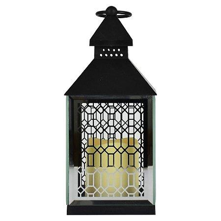 Lanterna C/ Vela LED G