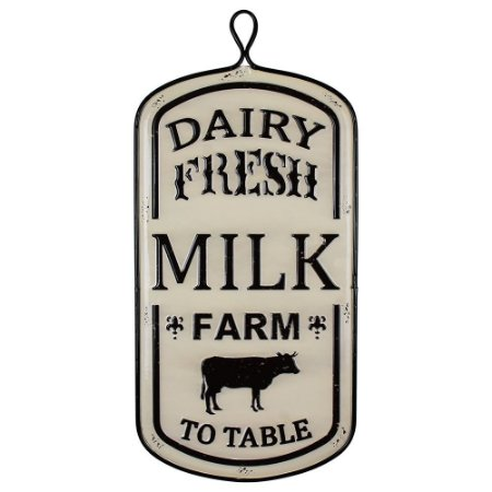 Placa Dairy Fresh