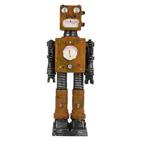 Enfeite Robo Botoes