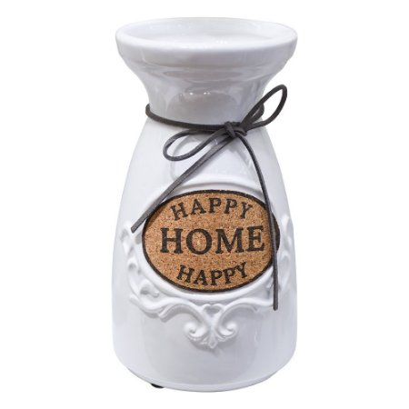 Vaso Happy Home Branco