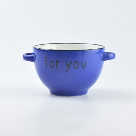 "Bowl Colors ""For You"" em Cerâmica"