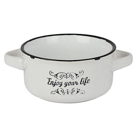 Bowl Panelinha Branco