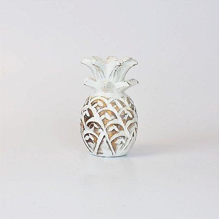 Abacaxi Decor Branco P