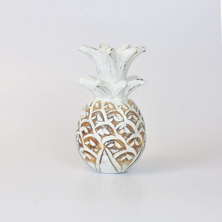 Abacaxi Decor Branco M