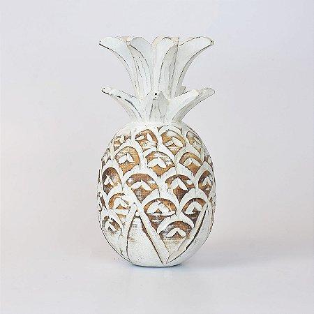 Abacaxi Decor Branco G