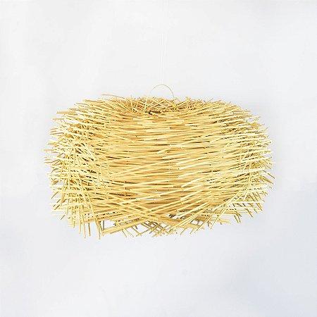 Lustre Fibra de Bambu 3