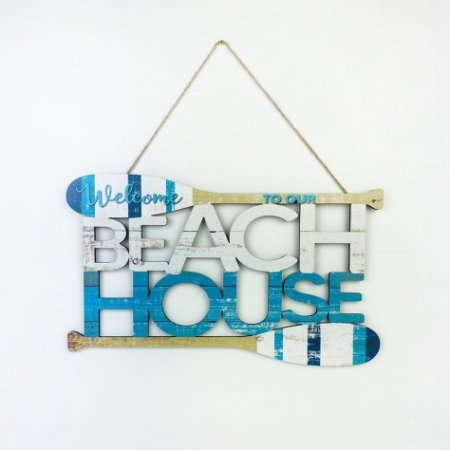 Placa Beach House Remos