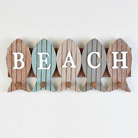 Cabideiro Peixes Beach