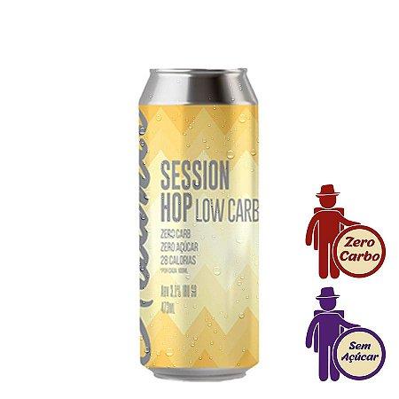 Cerveja Uaimií Session Hop 473ml| Session IPA Zero Carboidratos