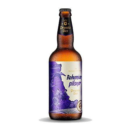Cerveja Prússia Bohemian Pilsner 500ml