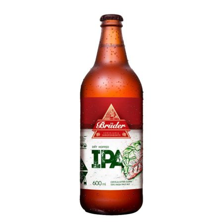 Cerveja Brüder India Pale Ale 600ml