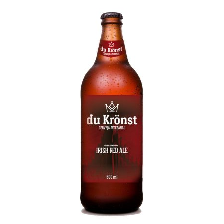 Cerveja du Kronst Irish Red Ale 600ml