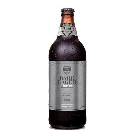 Cerveja Läut The Dark Dark Lager 600ml
