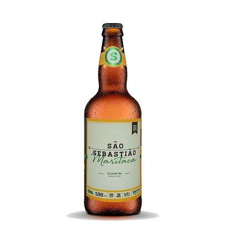 Cerveja São Sebastião Maritaca Session IPA 500ml