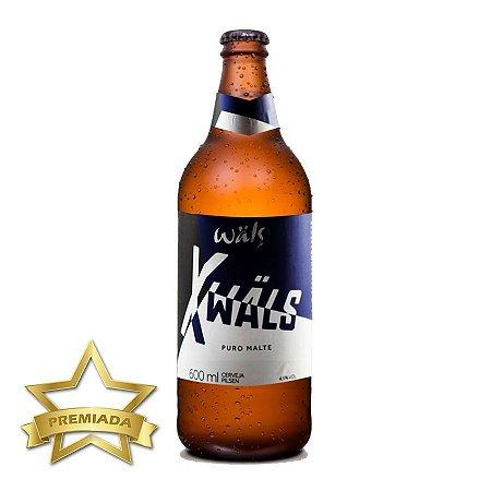Cerveja Wäls X Wäls Pilsen 600ml