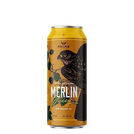 Cerveja Falke Merlin Juicy IPA 473ml