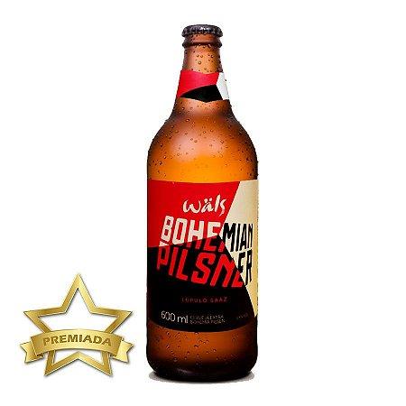 Cerveja Wals Bohemian Pilsner 600ml
