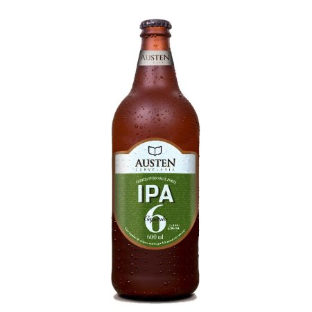 Cerveja Austen Capítulo 6 American IPA 600ml