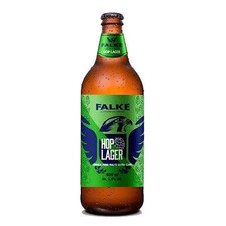 Cerveja Falke Hop Lager 600ml