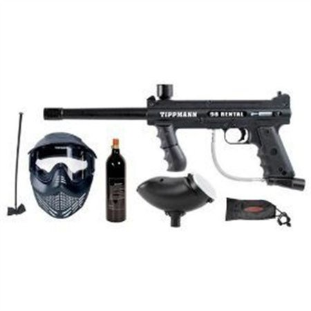 Kit Marcador Tippmann 98 Rental