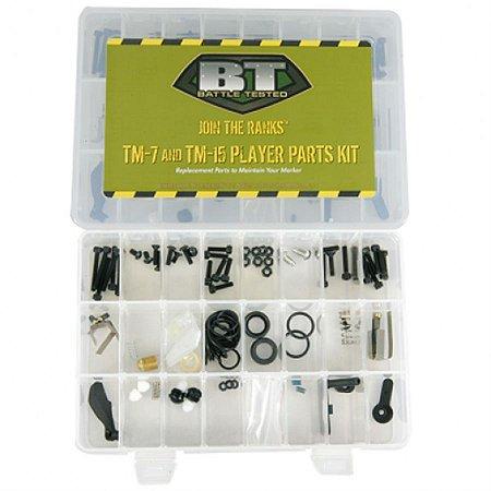 BT TM Series Kit Player Parts Universal