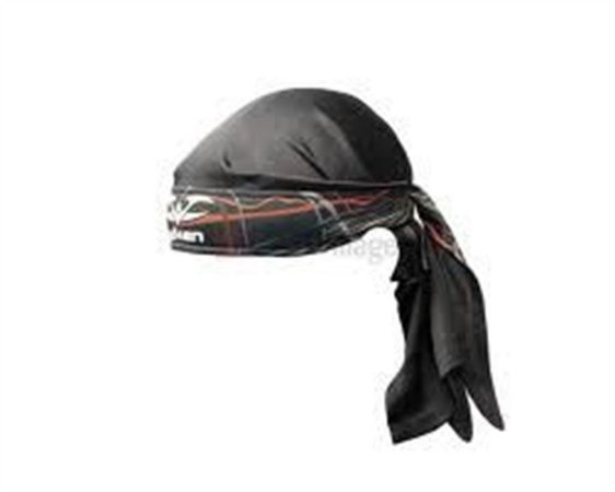 Faixa De Cabeça Headwrap Valken Crusade Static grn/org