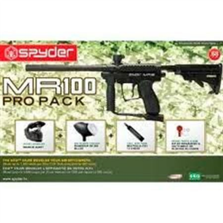 KIT Marcador Spyder MR100 Pro Pack