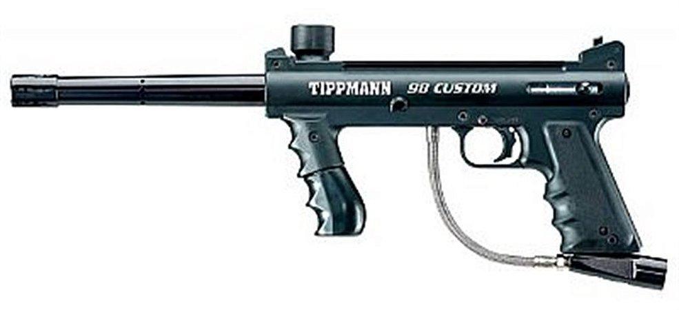 Marcador Tippmann 98 ACT RT (Response Trigger)