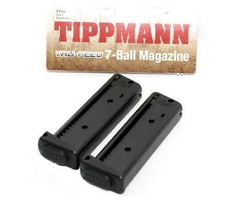 Kit c/ 2 Carregadores p/ Pistola Tippmann TPX / TIPX
