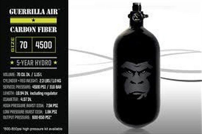 Cilindro Ar Comp. Guerrilla G2 70/4500