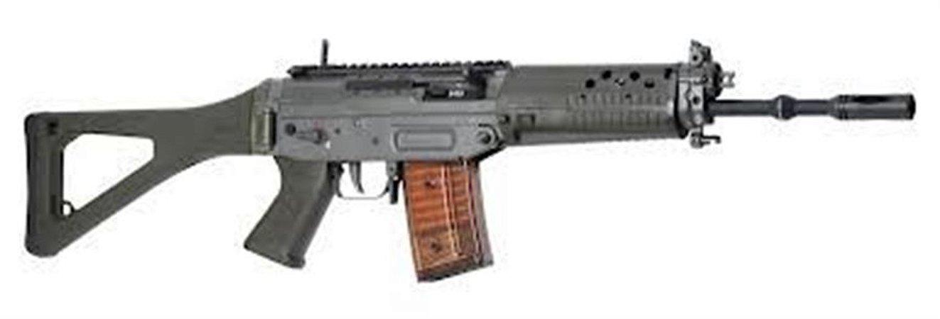 AEG Rifle G&G SG553
