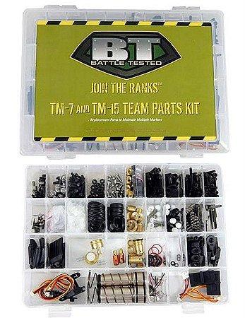 BT TM7/15 Kit Parts Team