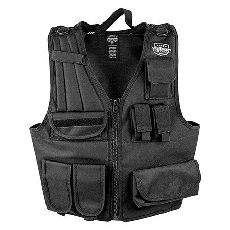 Colete Valken Vest Tactical Ajustavel Preto