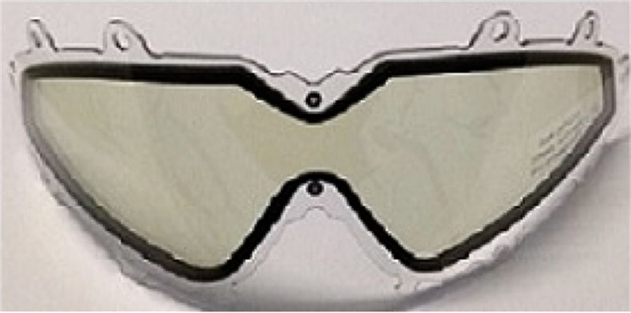 Lente Máscara V-Type Thermal Clear
