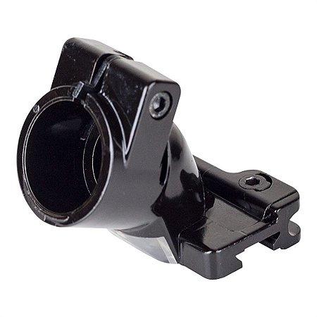 V-Tac SW1 RM1 Black Hawl Cast Feedneck (Cotovelo)