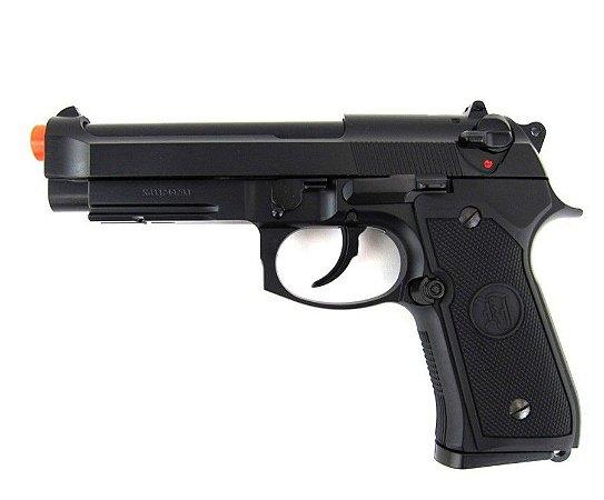 Pistola KJW Full Metal M9A1 Blow