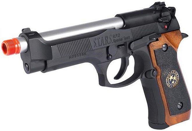 Pistola WE Barry Burton Bio. M9 Limited