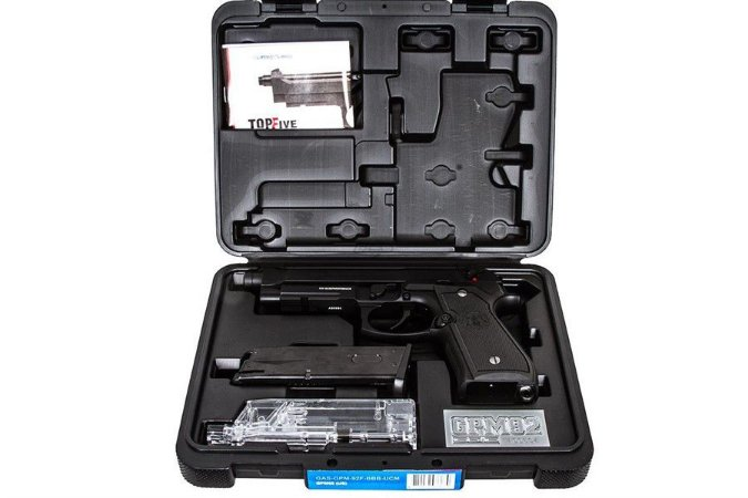 Pistola G&G GPM92 Full Metal Blow