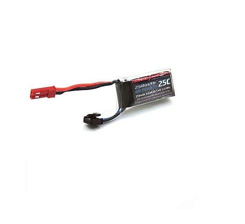 Bateria 7,4v 250mAh Li-Po