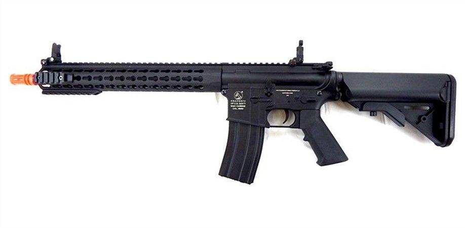 "AEG Colt M4A1 Full Metal 13"" KeyMod"
