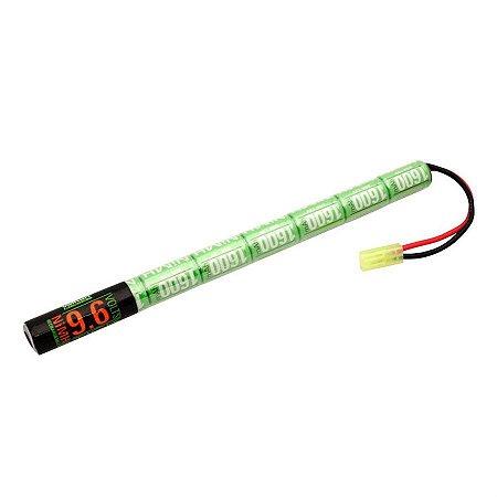 Bateria V Energy 9.6v Nimh 1600mah Stick Pack Mini