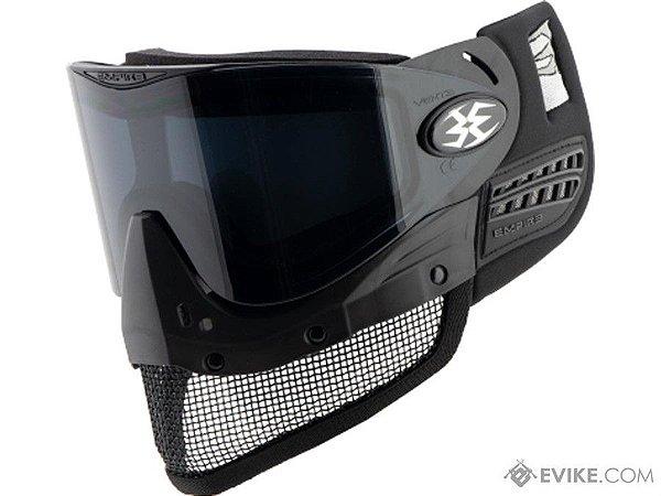 Máscara Empire E-Mesh Thermal Black