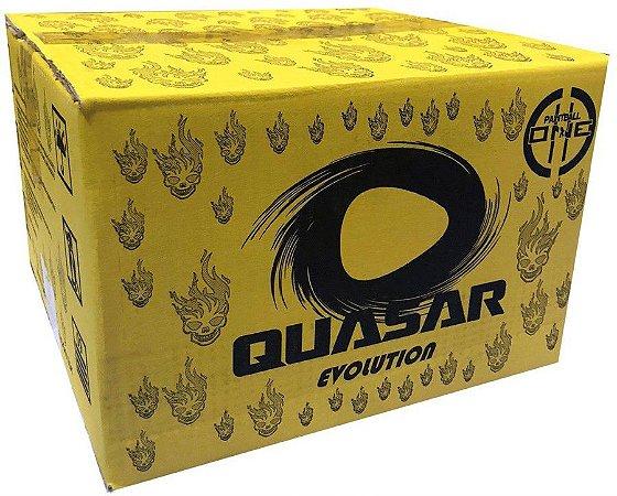 PROMOÇÃO: Bolas Paintball-One Quasar - 10 Caixas